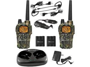 MIDLAND GXT1050VP4 50-Channel 36-Mile Waterproof 2-Way GMRS Radio (Pair)