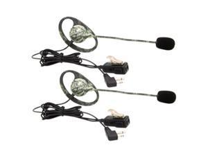 MIDLAND AVP-H7 Mossy Oak Break Up headsets with boom mic