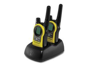 Motorola MH230R 23 Mile Two-Way Radio with 22 Channels, 121 Privacy Codes, NOAA Alert