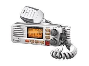 Uniden UM380 Fixed Mount VHF/2-Way Marine Radio White