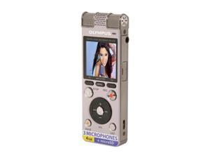 OLYMPUS DM-620 Linear PCM TRESMIC Digital Voice Recorder  - Silver