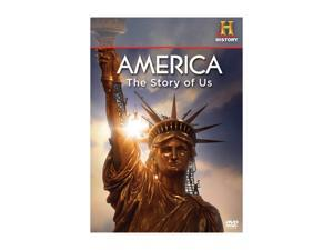 America: The Story of Us Book (DVD/WS/NTSC) Liev Schreiber