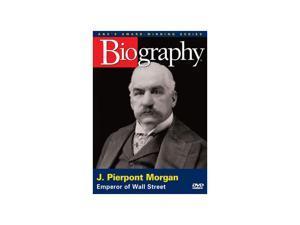Biography: J. Pierpont Morgan, Emperor of Wall St.