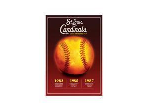 St. Louis Cardinals: World Series 1982, 1985, 1987