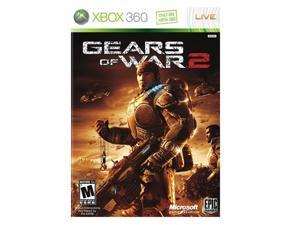 Gears of War 2 Xbox 360 Game Microsoft