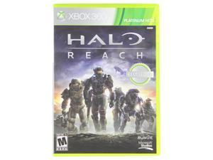 Halo: Reach Xbox 360 Game