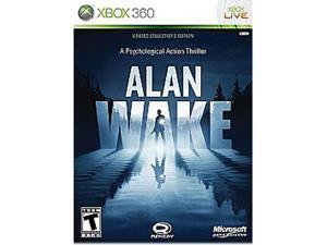 Alan Wake: Limited Edition Xbox 360 Game Microsoft