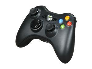 Microsoft Xbox 360 Wireless Controller Black/Glossy Black