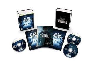 Alan Wake Limited Collector's Edition Xbox 360 Game Microsoft