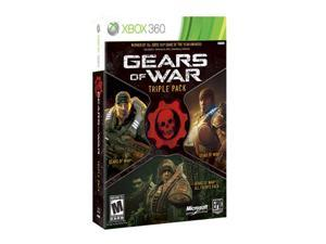 Gears of War Triple Pack Xbox 360 Game Microsoft