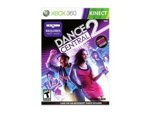 Dance Central 2 Xbox 360 Game