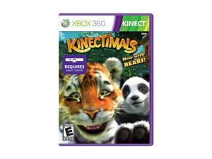 Kinectimals 2: Now with Bears! Xbox 360 Game Microsoft