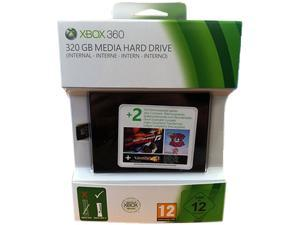 Microsoft XBOX 360 320GB Media Drive