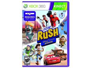 Kinect Rush: A Disney Pixar Adventure Xbox 360 Game Microsoft