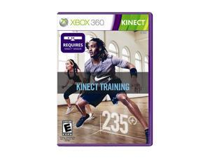 Nike+ Kinect Training Xbox 360 Game                                                                                      ...