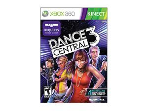 Dance Central 3 Xbox 360 Game Microsoft