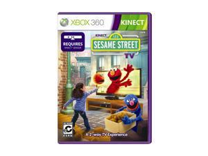 Kinect Sesame Street TV Xbox 360 Game