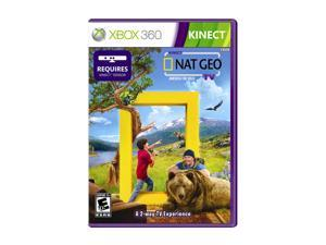 Kinect Nat Geo TV Xbox 360 Game Microsoft