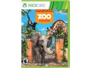 Zoo Tycoon Xbox 360 Game