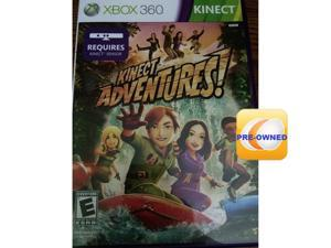 PRE-OWNED Kinect Adventures Xbox 360