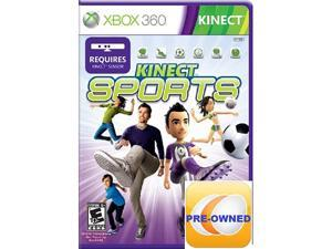 Pre-owned Kinect Sports Xbox 360