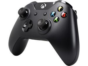 Microsoft Xbox One Wireless Controller Black With Play & Charge Kit