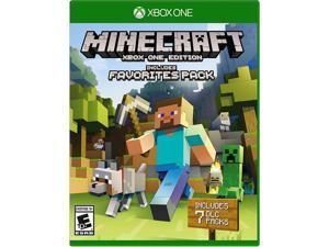 Minecraft Favorites Pack - Xbox One