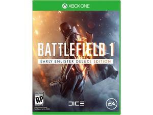Battlefield 1 Early Enlisters Deluxe Edition - Xbox One