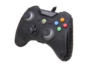 Mad Catz Officially licensed F.P.S. Pro Wired GamePad for Xbox 360 - Stealth Black