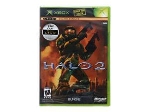 Halo 2 XBOX Game Microsoft