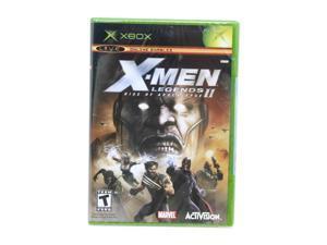 X-Men Legends II: Rise of Apocalypse XBOX game Activision