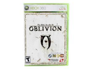 Elder Scrolls IV Xbox 360 Game