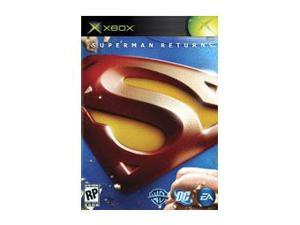 Superman Returns: The Videogame XBOX game EA