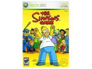 Simpsons: The Game Xbox 360 Game