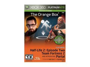 Half Life 2 Orange Box Xbox 360 Game