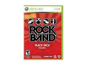 Rock band Track Pack Volume 2 Xbox 360 Game
