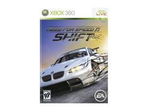 Need for Speed: Shift Xbox 360 Game EA