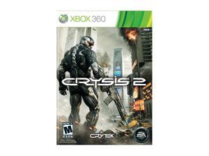 Crysis 2 Xbox 360 Game EA