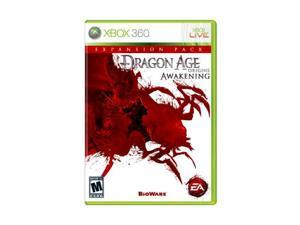 Dragon Age Origins: Awakening Xbox 360 Game EA