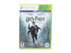 Harry Potter and the Deathly Hallows: Part 1 Xbox 360 Game EA