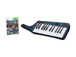 Rock Band 3 Keyboard Bundle Xbox 360 Game