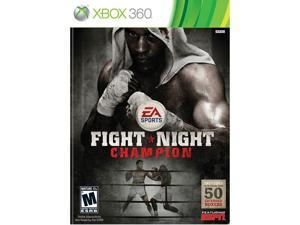 Fight Night Champion Xbox 360 Game EA