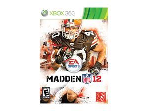 Madden NFL 2012 Xbox 360 Game