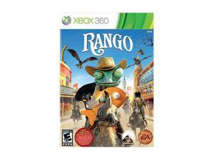 Rango Xbox 360 Game