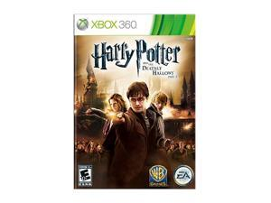 Harry Potter and the Deathly Hallows Part 2 Xbox 360 Game