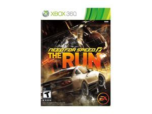 Need for Speed: The Run Xbox 360 Game EA