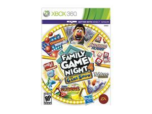 Family Game Night 4 Xbox 360 Game
