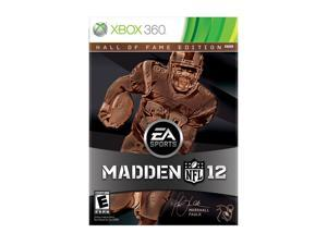 Madden NFL 12: Hall of Fame Edition Xbox 360 Game
