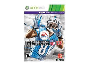 Madden 2013 Xbox 360 Game EA