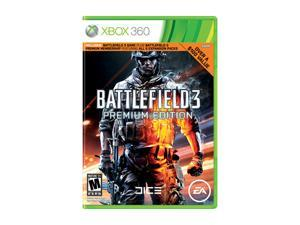 Battlefield 3 Premium Edition Xbox 360 Game EA